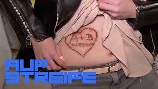 Tattoo nach einer Party: Was ist mit Bea passiert? | Auf Streife | SAT.1 TV
