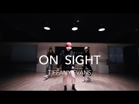 On Sight - TIFFANY EVANS | Minky Jung Choreography