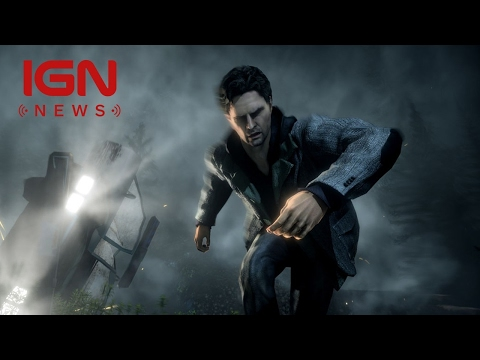 Alan Wake to Be Removed From Stores Because of Expiring Licenses - IGN News