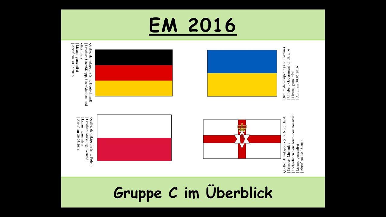 gruppe em deutschland