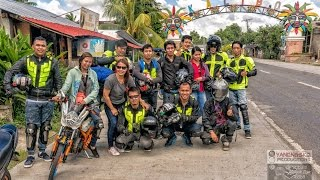 tr150 iloilo year end endurance ride nov 2015 sony action cam hdr as100v