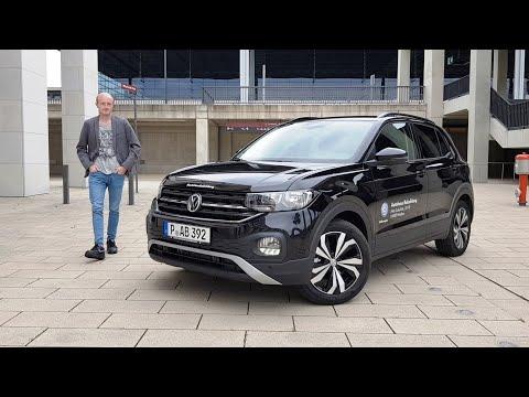 Der neue VW T-Cross im Test - Was kann das kleine SUV? Review Kaufberatung Fahrbericht
