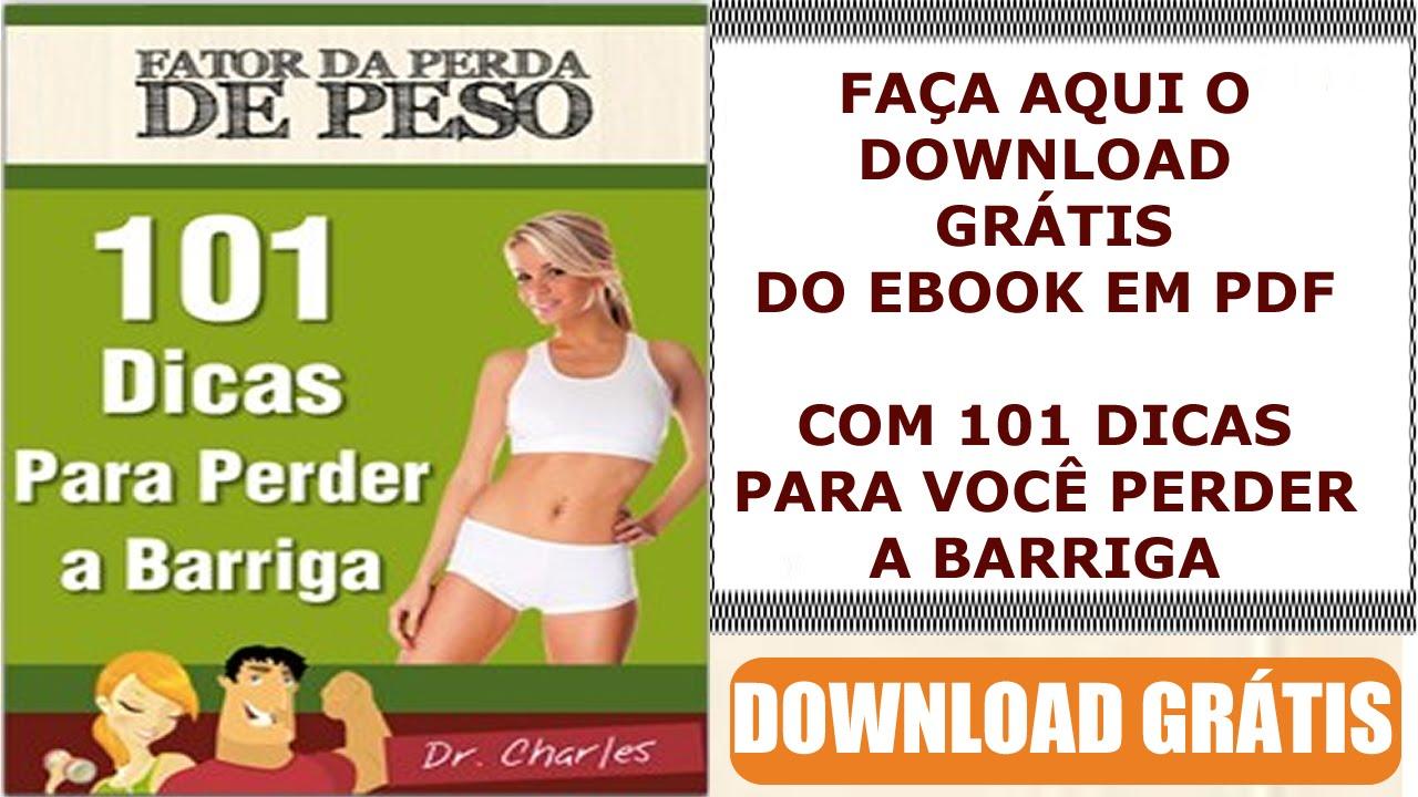 Ebook Fator Da Perda De Peso