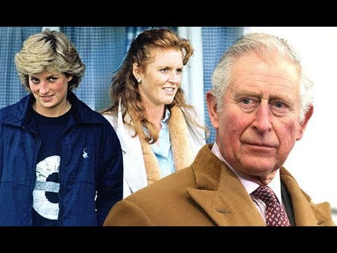 Tom Bower: Sarah Ferguson and Princess Diana's secret plot to stop Prince Charles becoming King