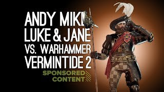 Vermintide 2 Gameplay: SO MANY VERMINS! - Let