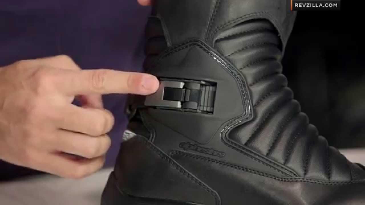 Alpinestars Mono Fuse Gore Tex Boots Review at RevZilla