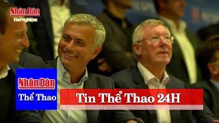Bản Tin Thể Thao 2/9: Mourinho Không Thèm Bắt Tay Wenger ở Hội Nghị HLV