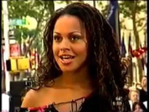 Yes Miscellany: 7/13/02 - New York - Jade Anderson (Jon Anderson's daughter) on the Today Show