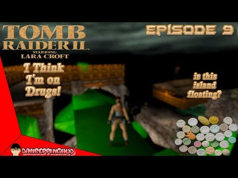 Tomb Raider 2 (1997) | #9 I Think I'm on Drugs! | Levels 16-END | PC 60FPS