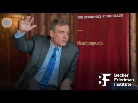 A Conversation with U.S. Senator Mark Warner