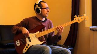 2 Minutes to Midnight (Iron Maiden) Bass Cover