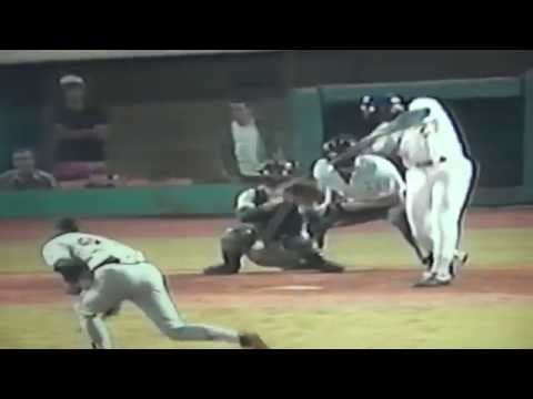 Mike Sharperson Wins Game For Los Angeles Dodgers!
