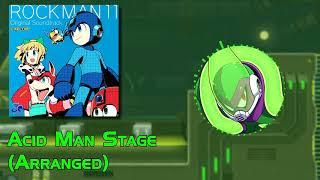 The Mega Man 11 / Rockman 11 original soundtrack CD contains entire...