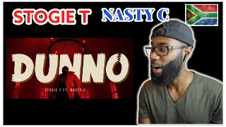 Download Stogie T 'DUNNO' feat. Nasty C (OFFICIAL MUSIC VIDEO) *FREEZY REACTION*