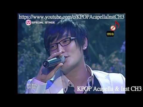 Free Download [acapella] Taeyeon (snsd) + Kangta - 7989 Mp3 dan Mp4
