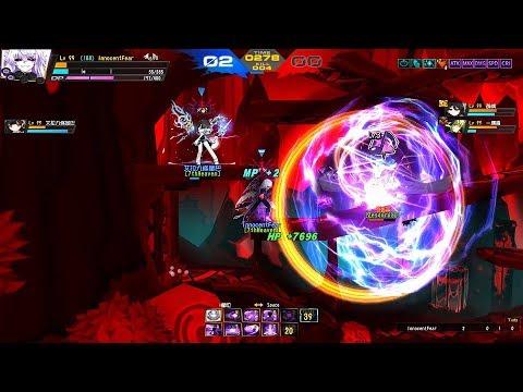 Elsword - Mad Paradox 2vs2 Arena