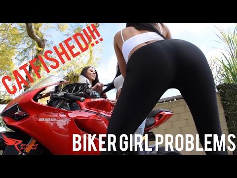 Biker Girl Problems