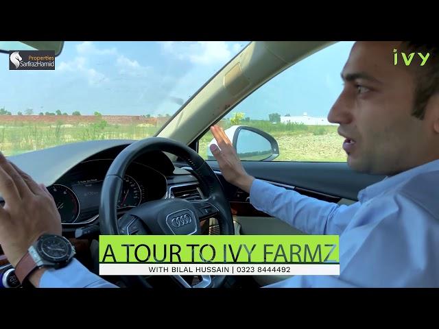 A tour to IVY FARMZ