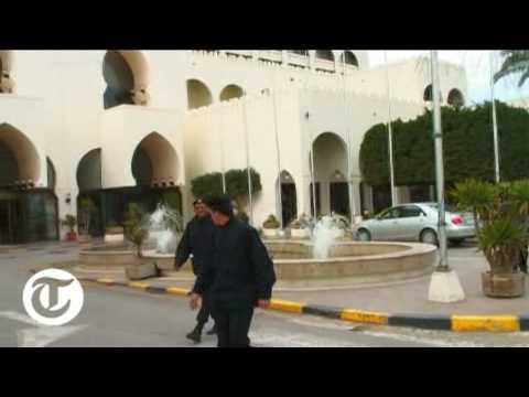 Travels through Gadaffi's Libya - a soon to be Democracy