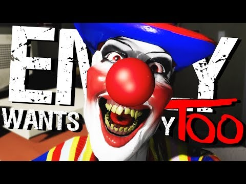 Emily Wants To Play Too Full Game - NOT THIS CLOWN AGAIN!!! - Emily Wants To Play 2
