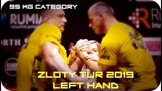 ZLOTY TUR 2019 95 category LEFT HAND
