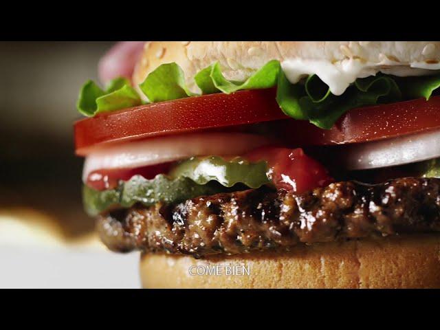 Burger King | Nueva Whopper Vegetal; Lift 6 seg.