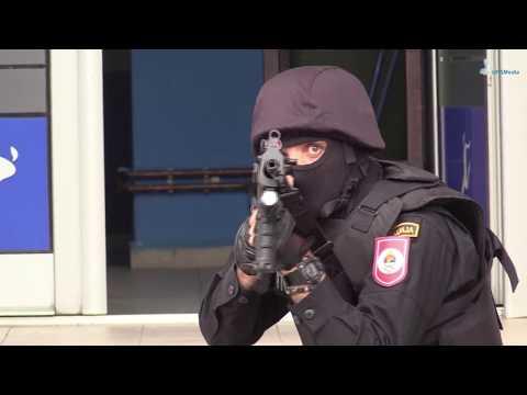 Policijska vjezba Vlasenica UPSMedia