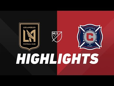 LAFC vs. Chicago Fire | HIGHLIGHTS - May 4, 2019