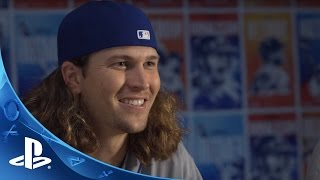 MLB The Show 16 - Hands-on with DeGrom | PS4