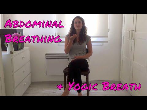 Abdominal Breathing & Yogic Breath