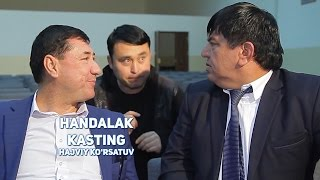 Handalak - Kasting | Хандалак - Кастинг (hajviy korsatuv)