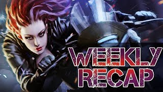 MMOHuts Weekly Recap #378 September 20th- Warframe, ArcheAge Unchained, Ring of Elysium & More!