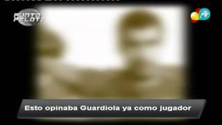 Reportaje de Pep Guardiola y su 'catalanismo'