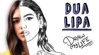 DUA LIPA | Draw My Life Mp3