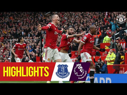 Manchester United Everton Goals And Highlights