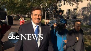 What's next for Manafort, Gates amid federal charges