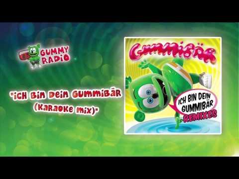 Ich Bin Dein Gummibär (Karaoke Mix) [AUDIO TRACK] Gummibär The Gummy Bear