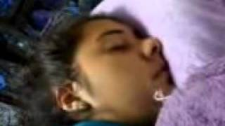 Hear her snore!!!!