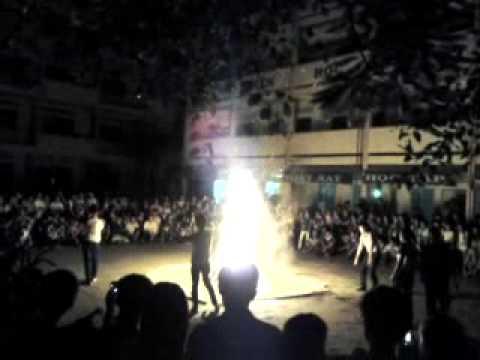Đốt Lửa Trại THPT Phan Ngọc Hiển - Cần Thơ