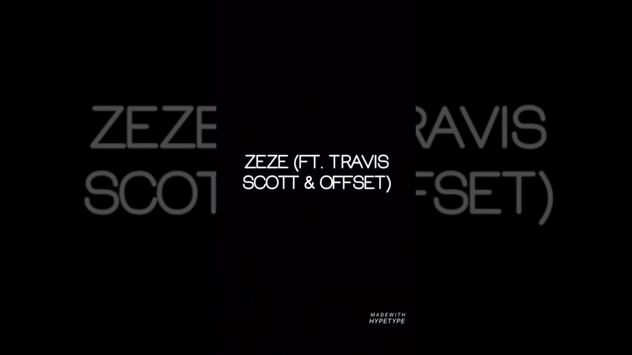 Roblox Zeze Ft Travis Scott Offset Updated Youtube