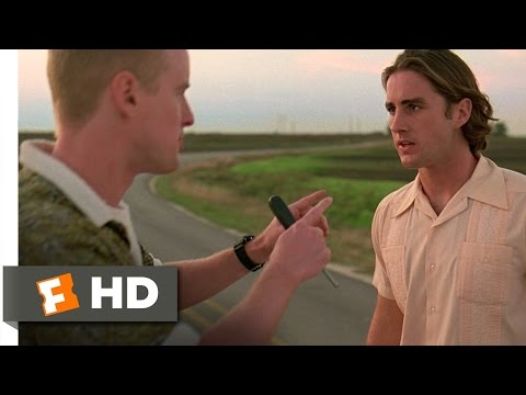Bottle Rocket (5/8) Movie CLIP - Dignan Blows Up (1996) HD