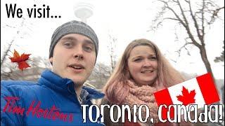 we visit toronto canada