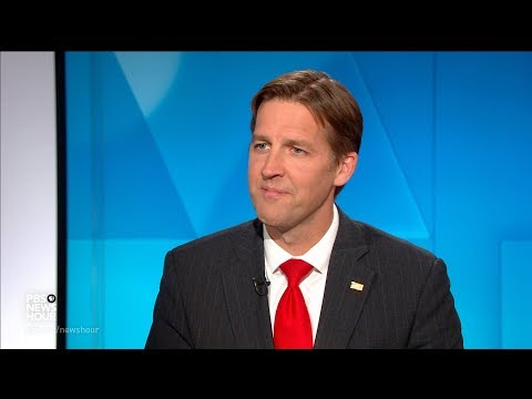 Sen. Sasse on the rise of 'anti-tribes' and a growing American tolerance for lies