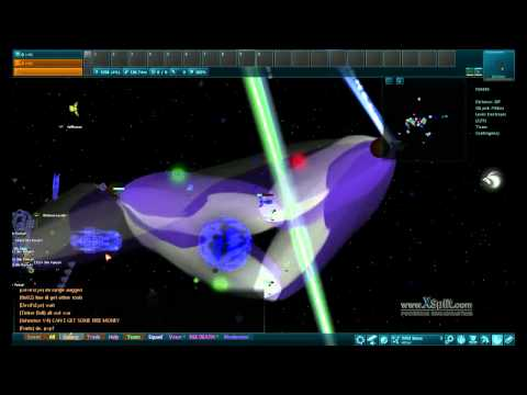 Star Sonata BvB - Battle of Altair wex VS Contingency SERVER