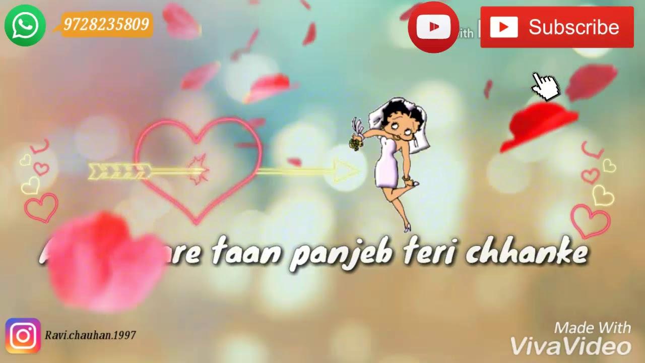 Pekeya nu -Roshan prince Letest punjabi Song status vedio by Ravi chauhan  Do subscrib for more