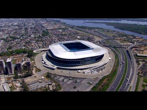Drone - Arena do Grêmio