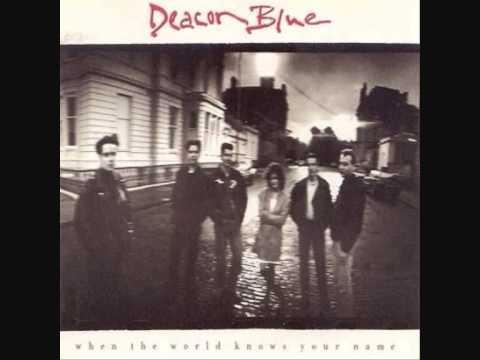 Deacon Blue - Real Gone Kid