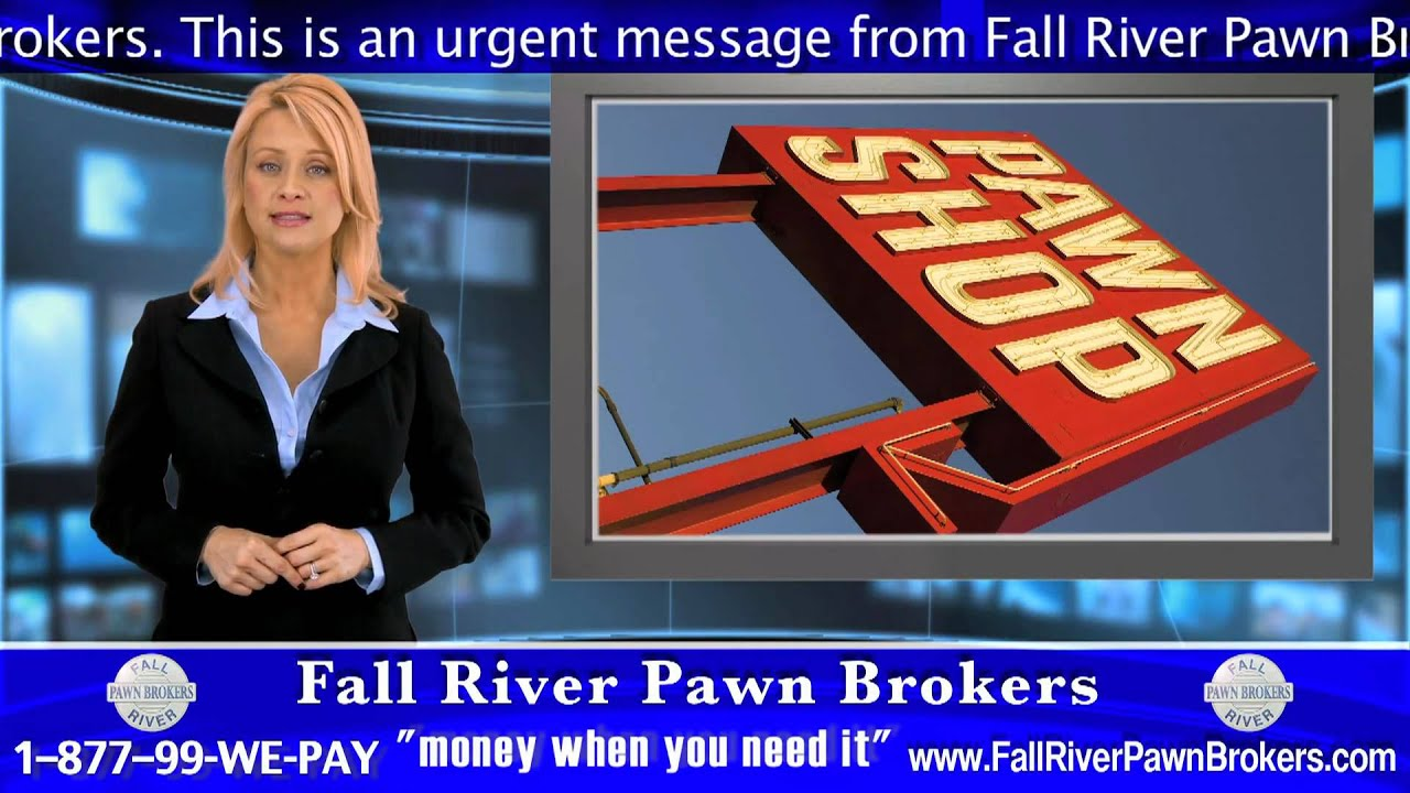 Corporate Video - Pawn - Fall River Pawn Brokers - OMG National - Florida