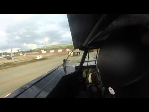 East Bay Raceway Park - Limited Late Model Practice 4/16/2015