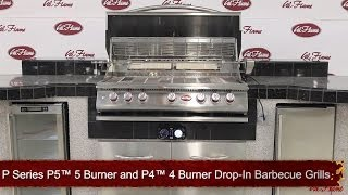 "Bbq Grills - Cal Flame ""p Series"" Convection Lp Grills (p4/p5)"